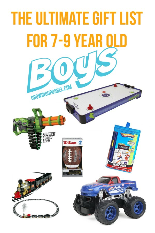 good toys for 9 year old boy Picture